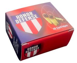 Honor Defense HD380AUTO   380 Automatic Colt Pistol (ACP) 75 GR Hollow Point Frangible 20 Bx/ 25 Cs