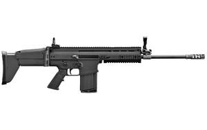 "FN 985611 SCAR American Semi-Automatic 308 Winchester/7.62 NATO 16.2"" 20+1 Telescoping/Side Folding Stk Black"