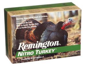 Remington Ammunition NT12H4A Nitro Turkey  12 Gauge 3 1 7/8 oz 4 Shot 5 Bx/ 20 Cs