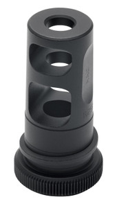 Advanced Armament 64133 Blackout 90T  7.62mm 5/8-24 tpi Black Nitride Stainless Steel