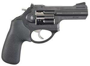 Ruger 5444 LCRx  Revolver Single/Double 357 Magnum 3 5 Rd Black Hogue Tamer Monogrip Black Matte*