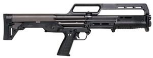 "Kel-Tec KS7BLK KS7 Pump 12 Gauge 18.5"" 3"" 6+1 Polymer Black Stk Black*"