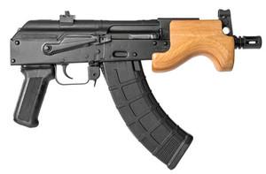 "Century Arms HG2797N Draco Micro 7.62x39mm 6.25"" 30+1 Black"