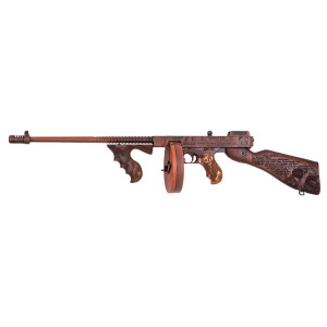 Auto Ordnance T150D-BNC Bonnie & Clyde Special Edition 1927A-1 Deluxe Carbine ONLY 150 MADE!