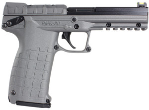 Kel-Tec PMR30TACGY PMR-30  22 Winchester Magnum Rimfire (WMR) Single 4.3 30+1 Gray Polymer Grip Black/Gray Slide*