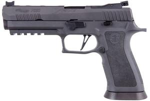 Sig Sauer 320X59LEGIONR2 P320  9mm Luger Double 5 17+1 Gray Polymer Grip/Frame Legion Gray Stainless Steel Slide*