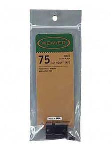 WEAVER #75 REM 788 FRONT BASE