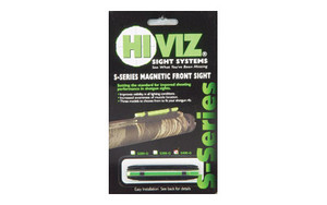 HIVIZ WIDE MAGNETIC SHTGN W/GRN