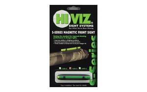 HIVIZ NARROW MAGNETIC SHTGN W/GREEN