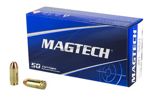 MAGTECH 40SW 165GR FMJ FLAT 50/1000
