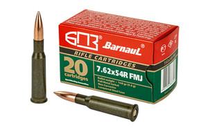 BARNAUL 762X54R 148GR FMJ 20/500