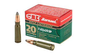 BARNAUL 762X39 125GR SP 20/500