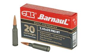 BARNAUL 545X39 60GR FMJ 20/500