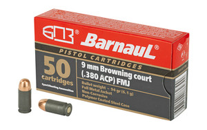 BARNAUL 380AUTO 94GR FMJ 50/1000