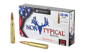 FED NON TYPICAL 30-06 SPR 150GR SP