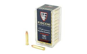 FIOCCHI 22WMR 40GR FMJ 50/2000