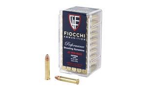 FIOCCHI 22WMR 40GR JSP 50/2000