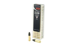 CCI 22 SUBSONIC 40GR HP 100/5000