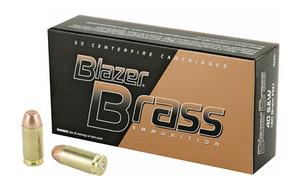 BLAZER BRASS 40SW 180 FMJ 50/1000