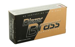BLAZER BRASS 40SW 165FMJ 50/1000