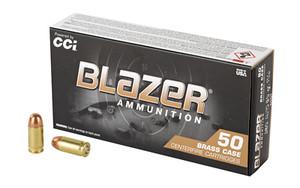 BLAZER BRASS 380A 95 FMJ 50/1000