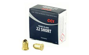 CCI 22 SHORT BLANK 100/5000