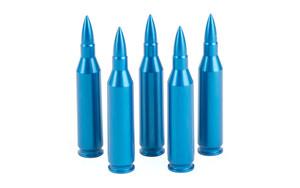 AZOOM SNAP CAPS 243WIN 5PK BLUE