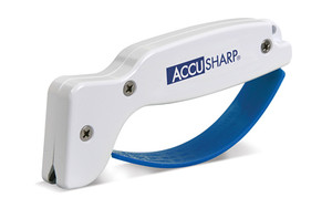 ACCUSHARP KNIFE SHRPNR WHITE
