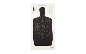 ACTION TGT B29 BLK 100PK
