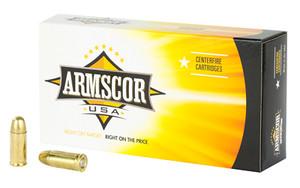 ARMSCOR 32ACP 71GR FMJ 50/1000