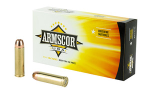 ARMSCOR 500S&W 300GR XTP 20/400
