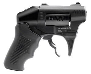 """Standard Mfg S333 Thunderstruck 22 WMR 1.25"""" 8 Round Black Polymer Grip Black."""