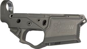 ATI OMNI HYBRID AR15 STRIPPED POLYMER LOWER RECEIVER GREY 8873