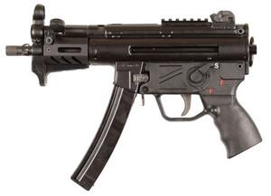 PTR 6039KT 9KT  AR Pistol Semi-Automatic 9mm Luger 5.16 30+1 Black Black Nitride*