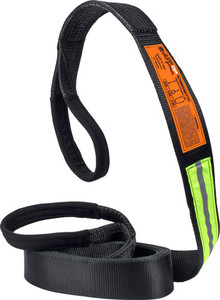 BUBBA ROPE 3X20' BLACK OPS TOW STRAP