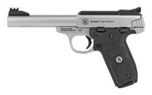 S&W VICTORY 22LR 10RD 5.5 STS AFOS
