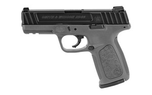 S&W SD40 40SW 14RD 4 GRY FS 2MAGS
