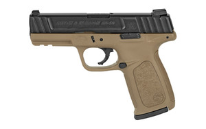 S&W SD40 40SW 14RD 4 FDE FS 2MAGS