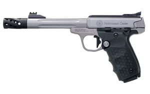 S&W VICTORY PC 22LR 10RD 6 FLUTED