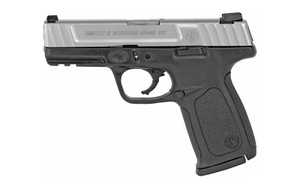 S&W SD40VE 40SW 10RD 4 DT FS 2MAGS