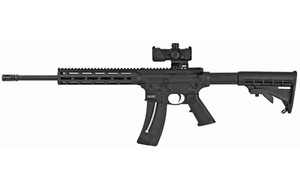 S&W M&P15-22 22LR 16 25RD BLK OR