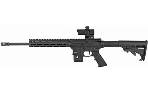 S&W M&P15-22 22LR 16 10RD BLK OR