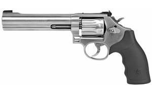 S&W 617 6 22LR STS TT 10 SHOT