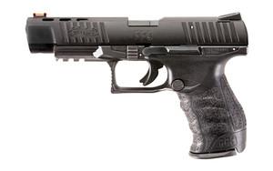 WAL PPQ M2 22LR 5 12RD BLK W/FO FS