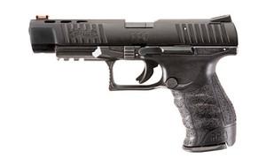 WAL PPQ M2 22LR 5 10RD BLK W/FO FS