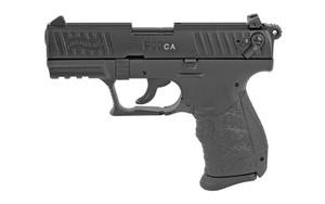WAL P22 22LR 3.4 BLK 1-10RD CA