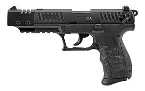 WAL P22 22LR 5 BLACK TRGT 1-10RD CA