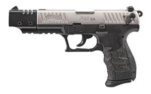 WAL P22 22LR 5 NICKEL TRG 1-10RD CA