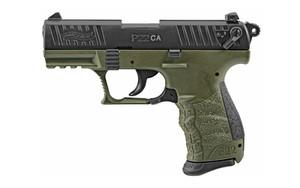 WAL P22 22LR 3.4 MIL GR 1-10RD CA