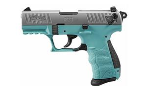 WAL P22 22LR 3.4 ANGEL BLUE 10RD CA